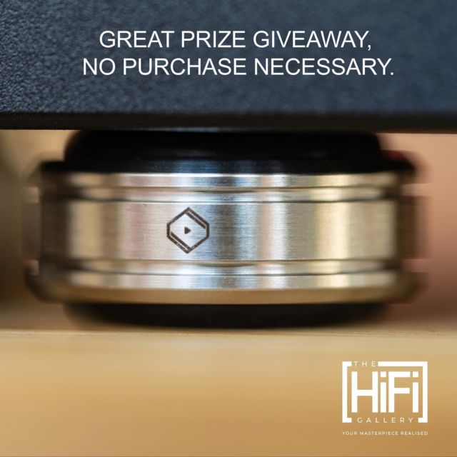 To celebrate the arrival of Silent Angel audiophile networking products to our portfolio, The Hifi Gallery are offering our customers the chance to win a set of Silent Angel S28 equipment feet.   https://thehifigallery.co.uk/great-prize-giveaway-no-purchase-necessary/  Silent Angel make some of the best and most cost-effective Audiophile networking switches we have come across, some of the competitors are 5 times the price and don't offer any more performance, you can also add the Forest outboard linear powersupply for an even better improvement in your streaming.  We are also running a deal where if you buy the Bonn 8 (normally £399) and the Forest (normally £429) you can have both for £799 if you purchase them together.  Call for more info, or to audition, or if you want to discuss what The Hifi Gallery can do for you, please contact us on 01592 859163 or email paul@thehifigallery.co.uk  Visit our website http://www.thehifigallery.co.uk  #audio #silentangelaudio #lovemusic #audiophile #hifi #stereo #audioporn #highendaudio #hifiaudio #audiophiles #enjoymusic #luxuryaudio #highfidelity #stereophile #sharemusic #hifisound #highendstreaming #streaming #highenddacs #digitalaudio #digitalmusic #DAC #highenddacs #rock #wholenotedistribution