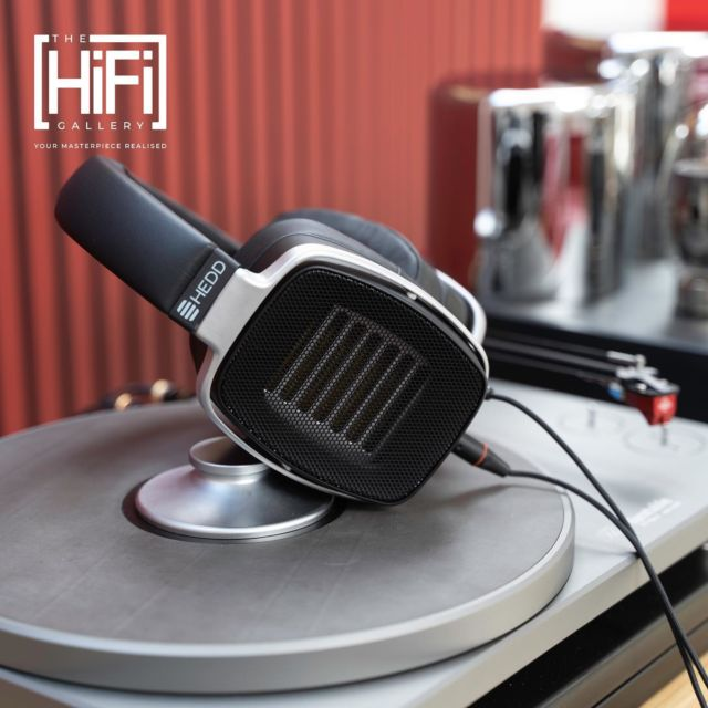 """Here are the wonderful Hedd Audio Heddphone, AMT full range headphones, terrific sound, out of the head, and bass to die for, real bass this time, not bloated or overblown, just right in the same way as a 12"""" bass driver is just right for a loudspeaker, mid-range is liquid, and treble is clear and precise, these come as standard as single ended headphones, but you can add a balanced cable if your headphone amp allows.  Call for info, or to audition, or if you want to discuss what The Hifi Gallery can do for you, please contact us on 01592 859163 or email paul@thehifigallery.co.uk  Visit our website http://www.thehifigallery.co.uk  #heddaudio #lovemusic #audiophile #hifi #stereo #audioporn #highendaudio #hifiaudio #audiophiles #enjoymusic #luxuryaudio #highfifelity #stereophile #sharemusic #hifisound #loudspeakers #highendheadphones #vinylrecords #highendrecordplayers #boystoys #art #amazing #repost #headphones🎧"""